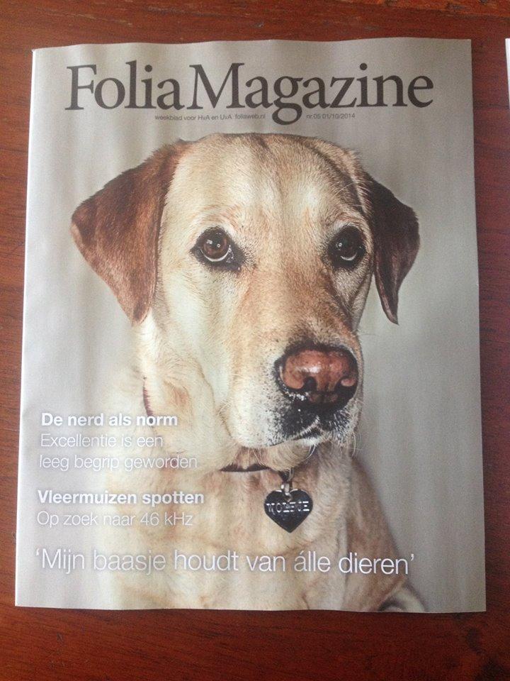 Karen Soeters - 'Mijn baasje houdt van alle dieren' - Folia