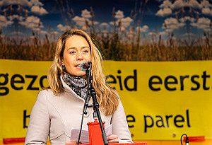 Karen als spreker