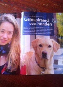 Karen Soeters - Geïnspireerd door honden - Onze Hond