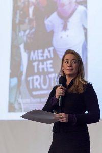 Karen Soeters als spreker