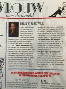 Karen Soeters - Vrouw van de wereld - Hier doet zij het voor